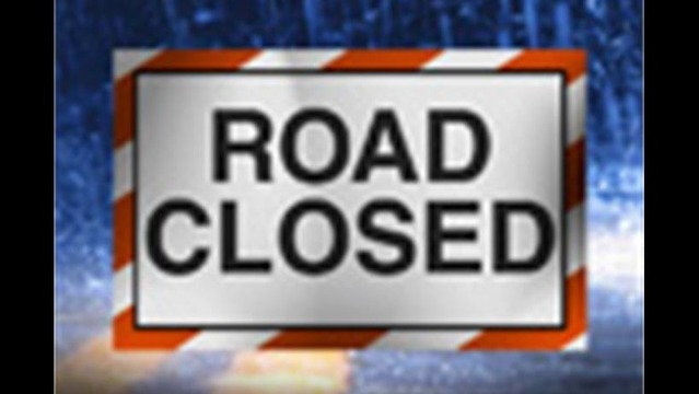 State Highway 365 Closed Near Mayflower