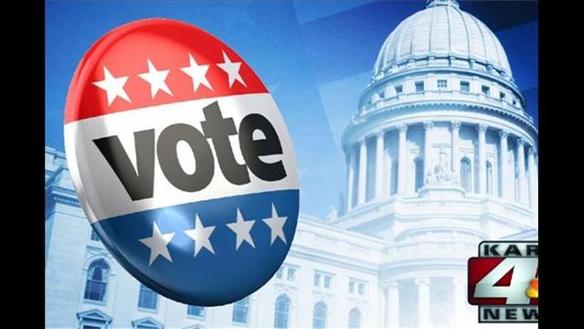 May Primary Election Early Voting