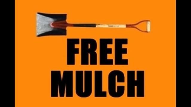 Free Mulch May 2-3 in Little Rock