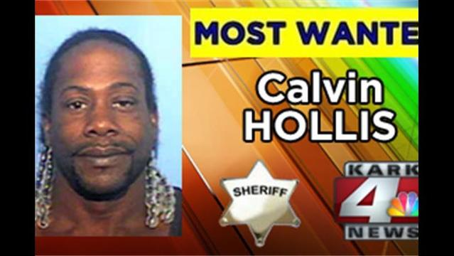 This Week's Most Wanted: Calvin Hollis