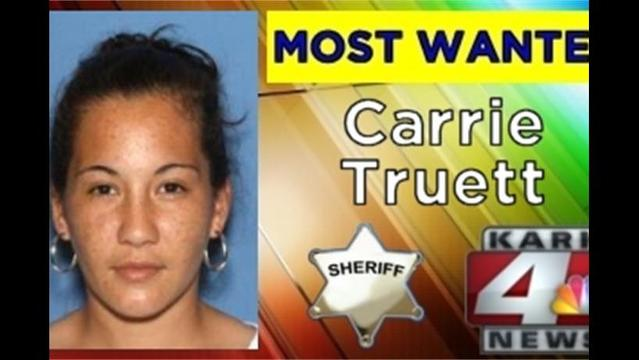 This Week's Most Wanted: Carrie Hernandez-Truett