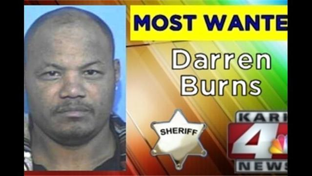 Most Wanted: Darren Burns