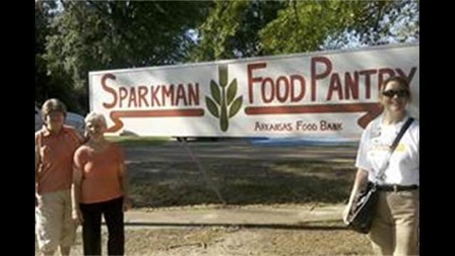 Food Pantry Now Open in Sparkman