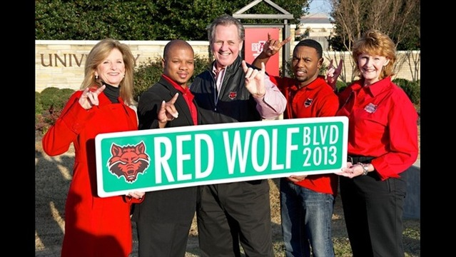 Red Wolf Boulevard Adopted by Jonesboro City Council