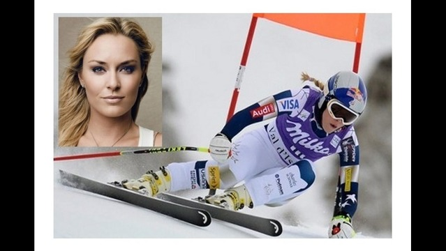 Lindsey Vonn out of Sochi Olympics