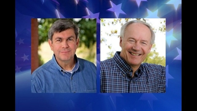 Poll: Democrat Ross Ahead of Hutchinson in AR Governor Race