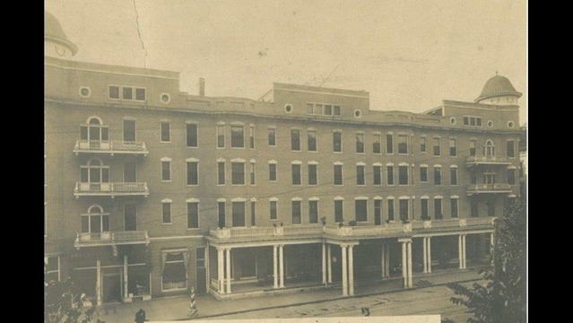 Web Extra: History of the Majestic Hotel