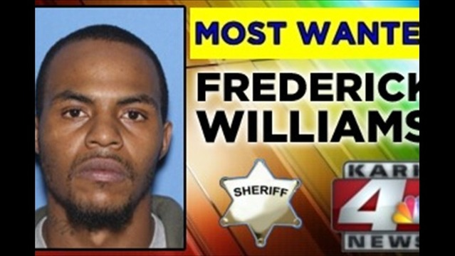 Most Wanted Frederick Allen Williams