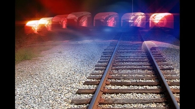 One Dead After Struck by Train; Thrown 30 Feet into River