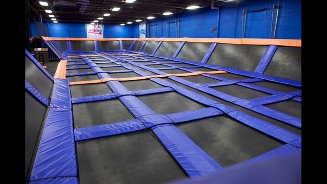 2nd Trampoline Park Opening in Central Arkansas