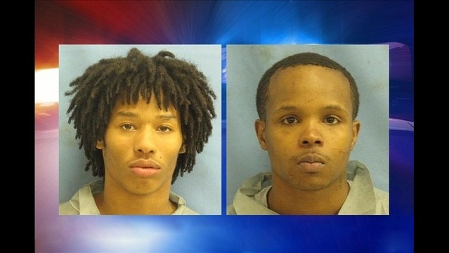 Update: 2 Suspects Arrested Minutes After LR Bank Robbery