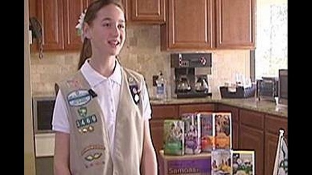This Weekend is Last Chance to Get Girl Scout Cookies