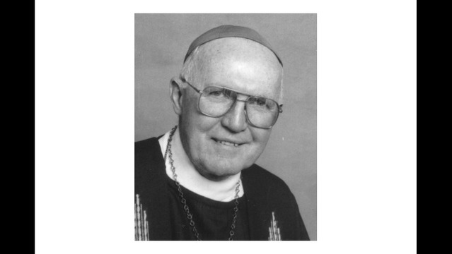 Death of Bishop Emeritus Andrew J. McDonald, 5th Bishop of LR