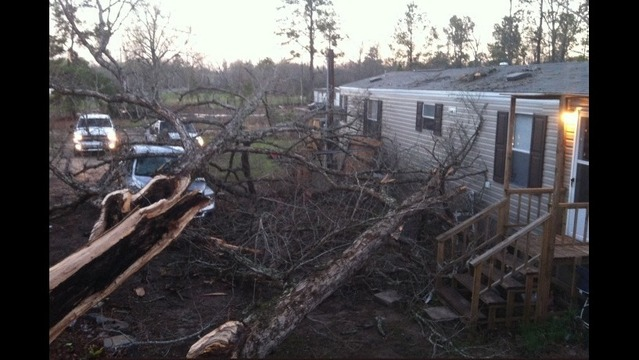 Storm Reports List Damage in 12+ Arkansas Counties