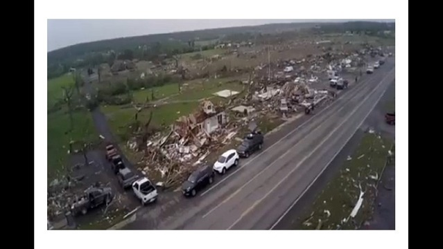 NWS Releases Preliminary Rating for Central Arkansas Tornado