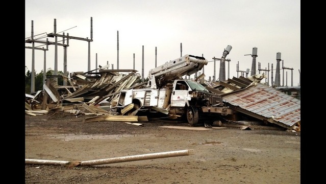 Work Continues to Rebuild Entergy Power Grid After April 27 Tornadoes