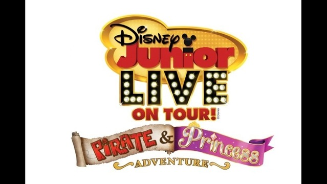 Tickets on Sale for Disney Junior Live on Tour!