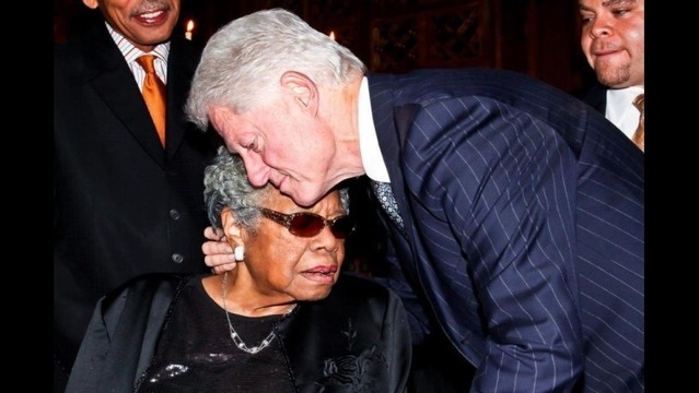 Arkansas Officials Pay Tribute to Maya Angelou