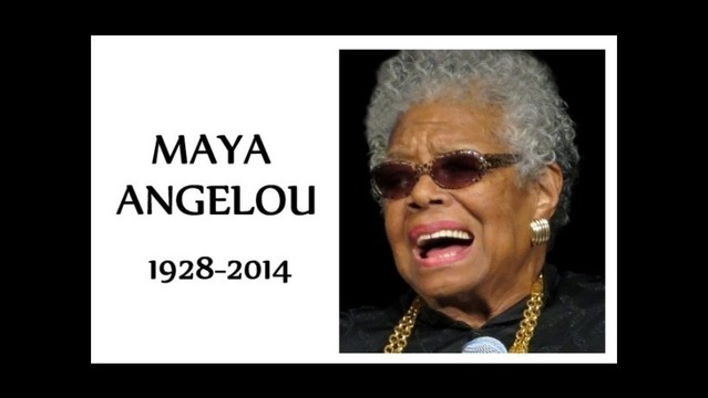 Maya Angelou: Inductee to the AR Black Hall of Fame