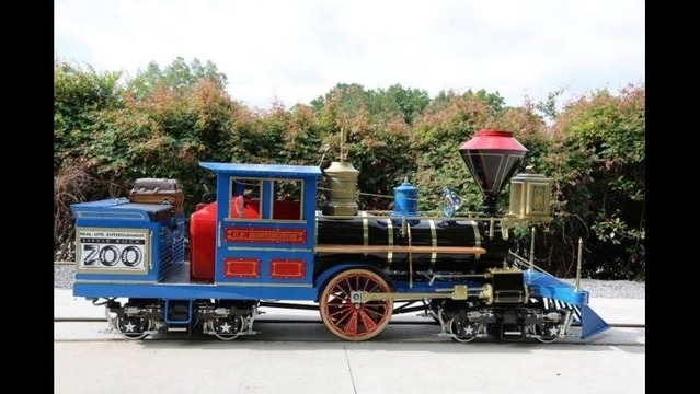 New Train Hitting the Track This Weekend at Little Rock Zoo