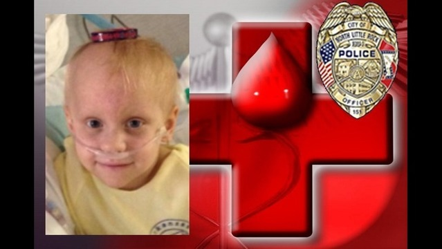 June 20 Blood Drive Has Special Meaning for NLR Police
