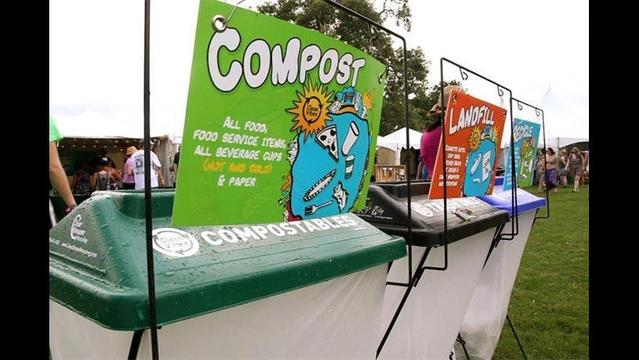Bonnaroo Music and Arts Festival composts its trash