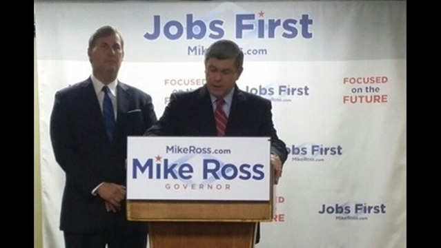 Gubernatorial Candidate Mike Ross Announces Jobs Plan