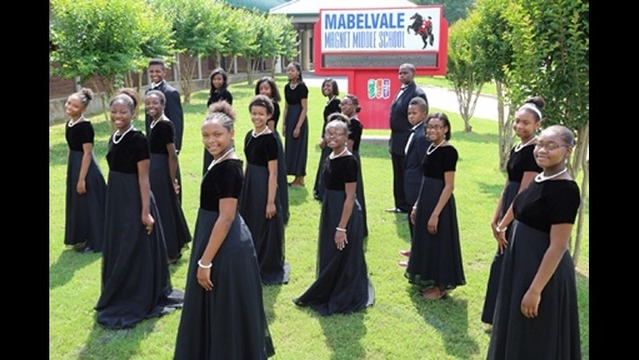 Mabelvale Middle School Choir Headed to NYC in 2015