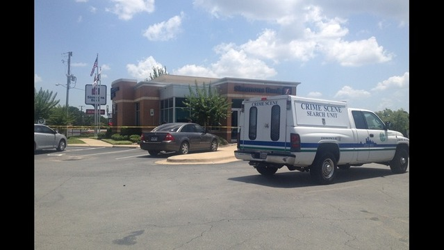 Little Rock Police Make Arrest After Saturday Bank Robbery