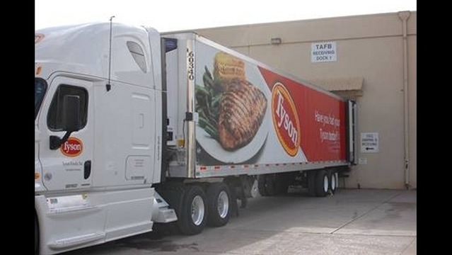 Tyson Foods Selling Poultry Businesses in Mexico, Brazil