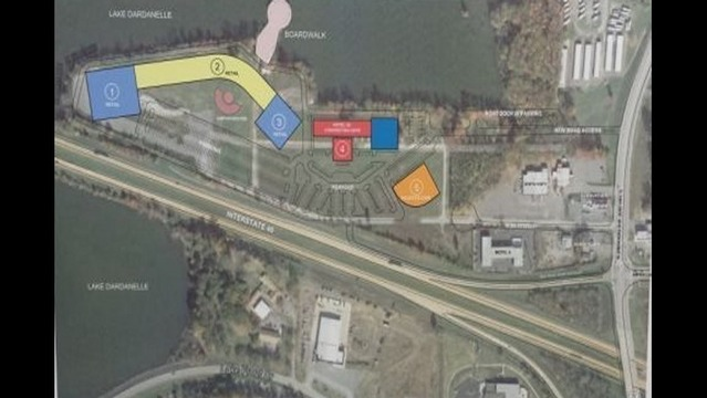 Russellville Approves Convention Center Agreement