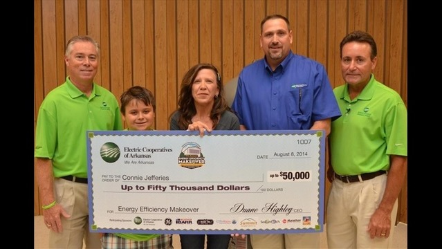 Damascus Woman Wins $50K Energy Efficiency Home Makeover
