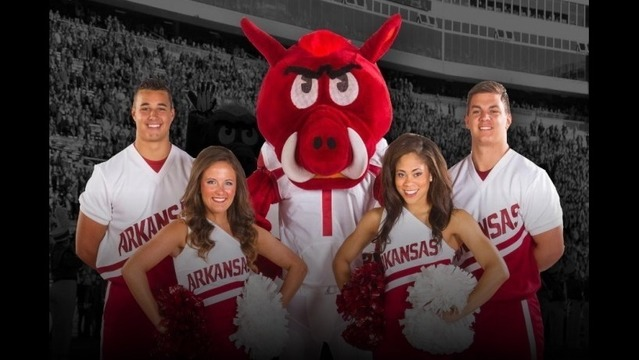 Vote for Razorback Mascot Big Red in National Competition