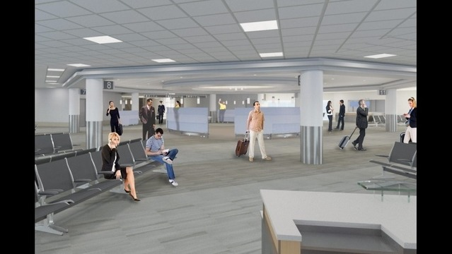 Renovation Plans for Clinton National Airport Total $20M+