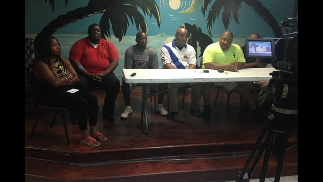 Stop the Violence Group Looking for Answers