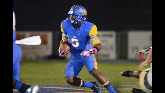 NLR's K. J. Hill Commits to University of Arkansas