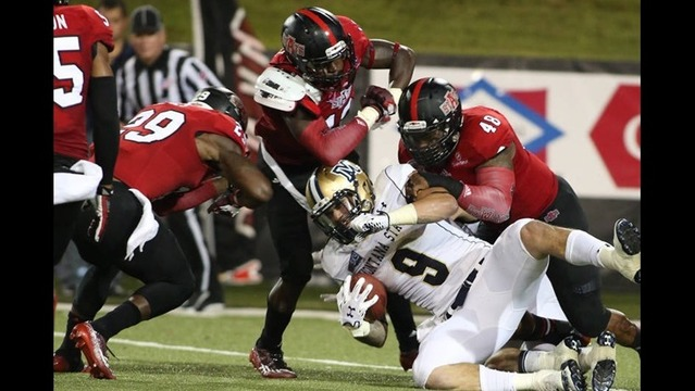 Red Wolves Top Montana State 37-10