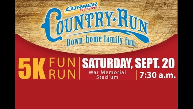 Country Run Debuts in Little Rock Sept. 20