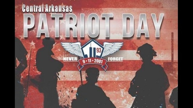 Patriot Day Sept. 6 in Little Rock
