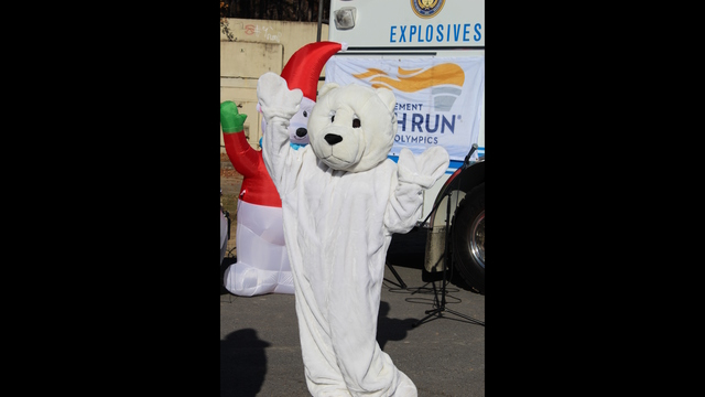 Polar Plunge 2016 for Special Olympics Arkansas