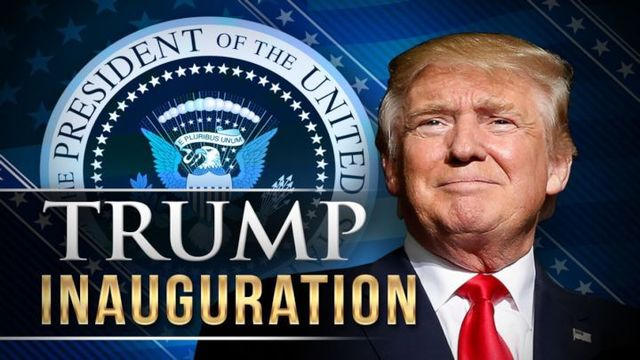 Image result for inauguration day trump