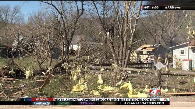 Storm Disaster Help for 4 AR Counties - Story | Fox16
