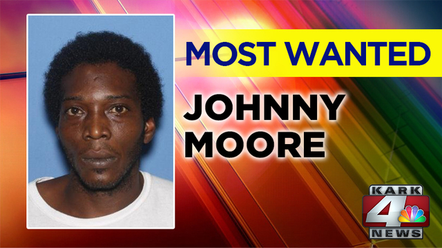 Arkansas' Most Wanted: Johnny Moore