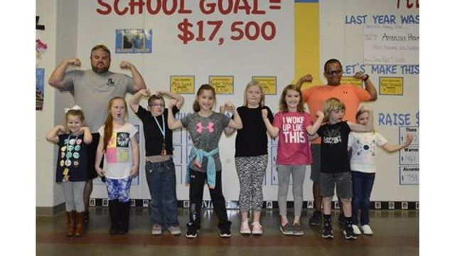 Dardanelle Primary School Eyeing State Record After Raising Nearly $30K