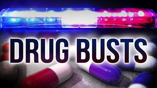 15,000+ Pills Seized in Traffic Stop, Suspects Connected to LR Pharmacy Robberies