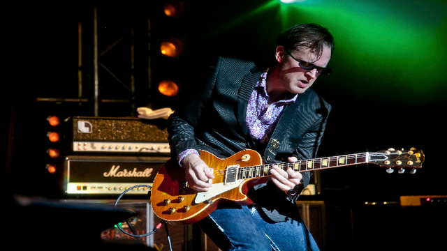 Joe Bonamassa to Perform at Verizon Arena