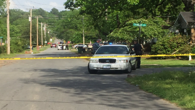 One Injured, Several Dozen Shots Fired in NLR Shooting