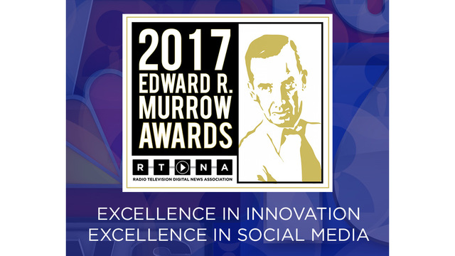 13abc honored with the prestigious Edward R. Murrow Award