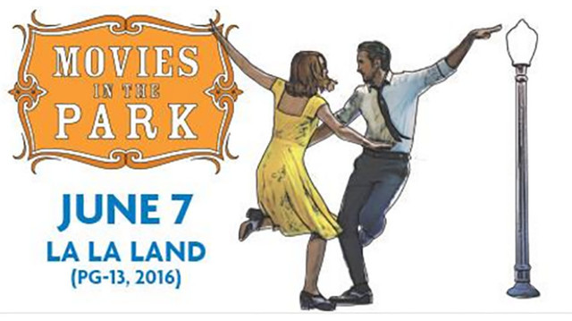 Movies in the Park Kicks off June 7 with La La Land