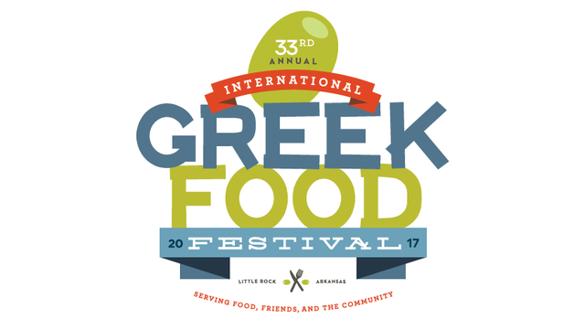 Greek Food Festival May 19-21 in Little Rock